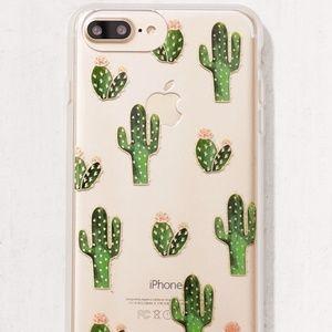 UO Cacti Print Sonix iPhone case